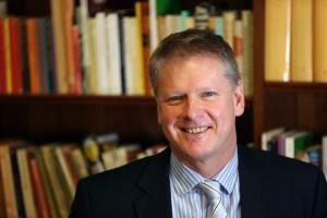 Colin Riordan, Cardiff University